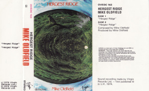 To Hergest Ridge, you should come...